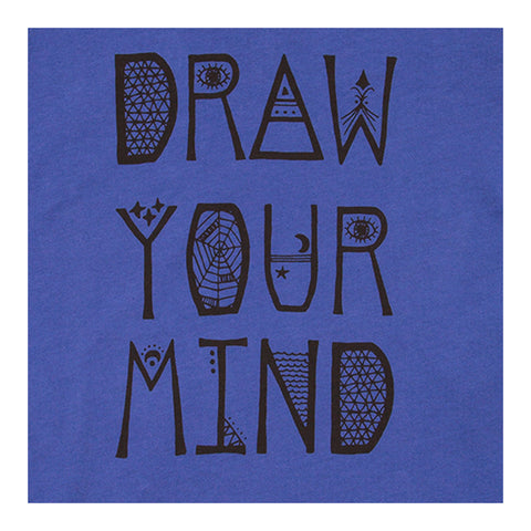 draw your mind tee