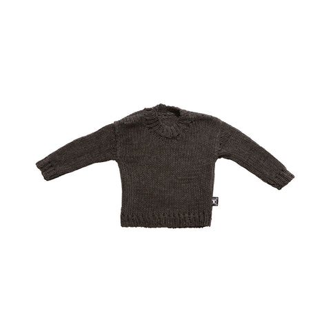 grown up sweater dark