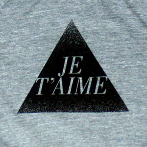 je t'aime pullover