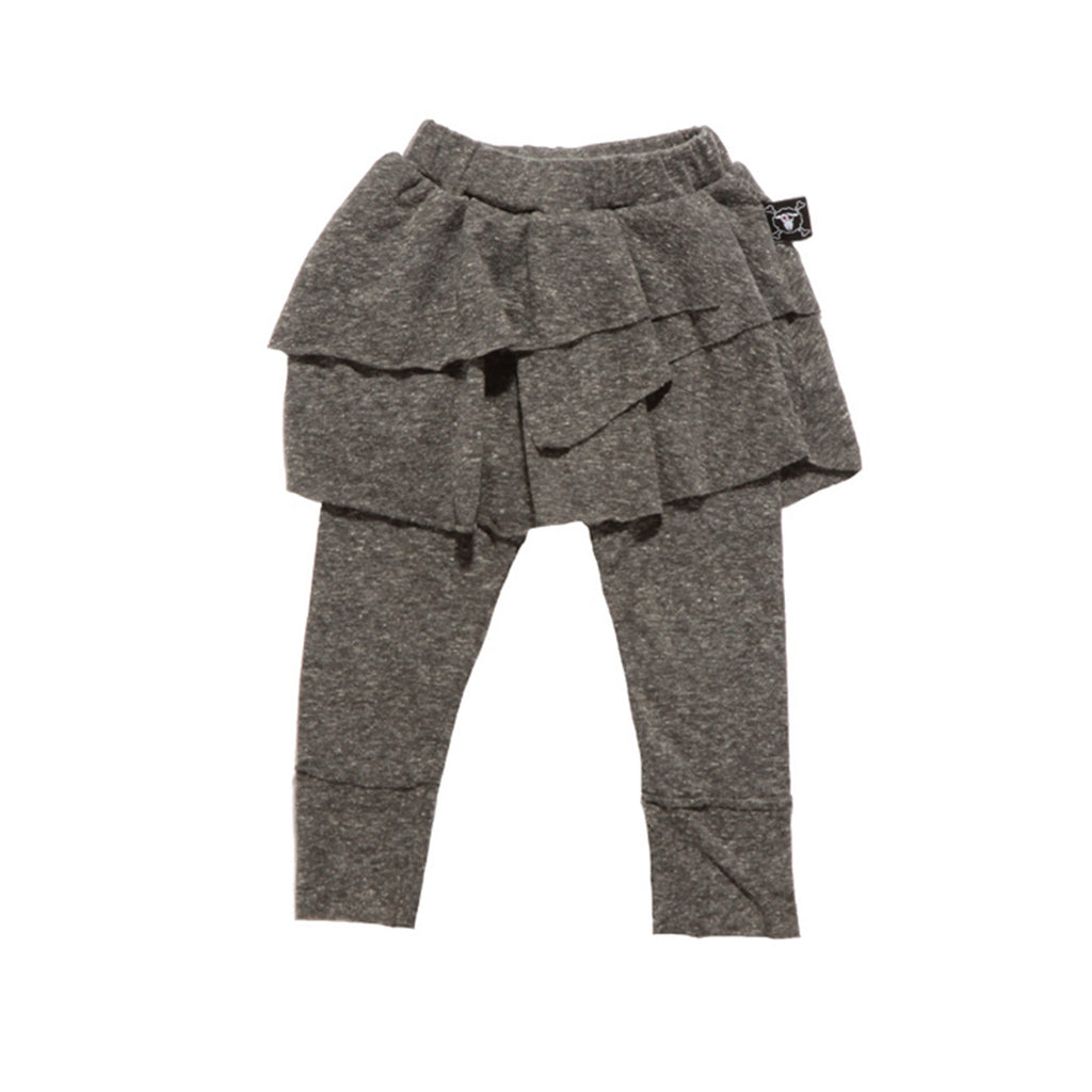 leggings skirt dark grey