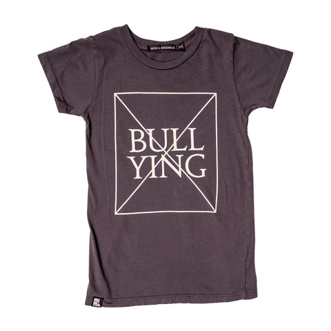 no bullying tee