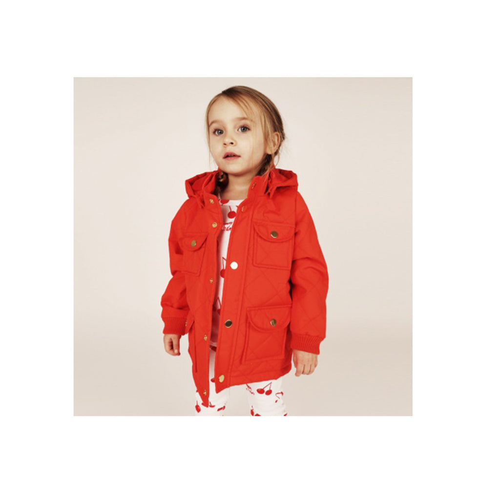 quilt jacket Bright Mini from Rodini red WT1nvwqA