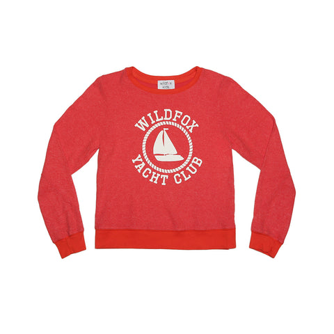 sail on baggy beach jumper