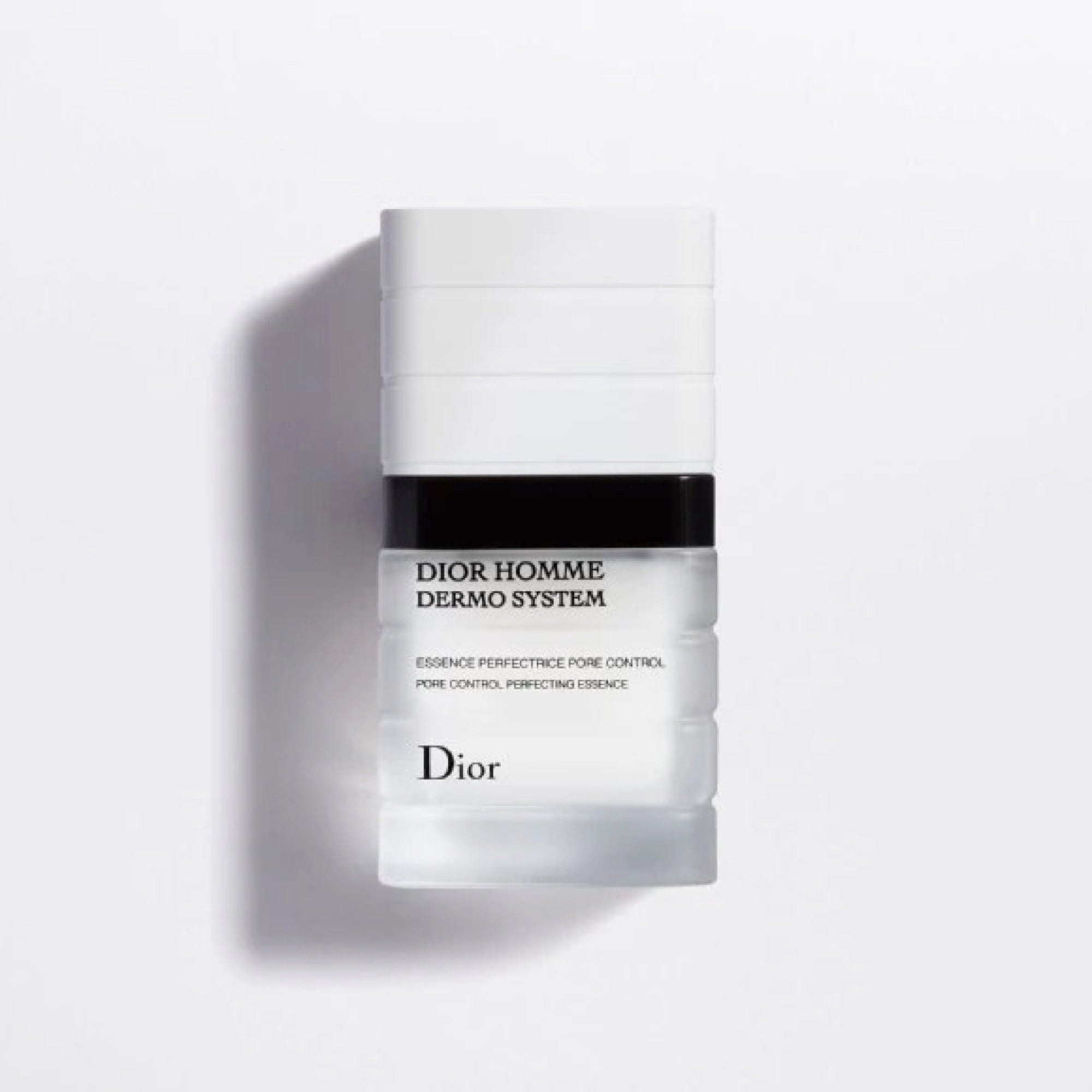 DIOR HOMME DERMO SYSTEM | Pore Control Perfecting Essence - Bio-Fermented Ingredient & Vitamin E Phosphate