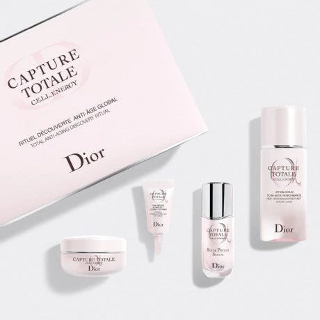 Capture Totale Discovery Set | Exclusive skincare set: The total age-defying discovery ritual