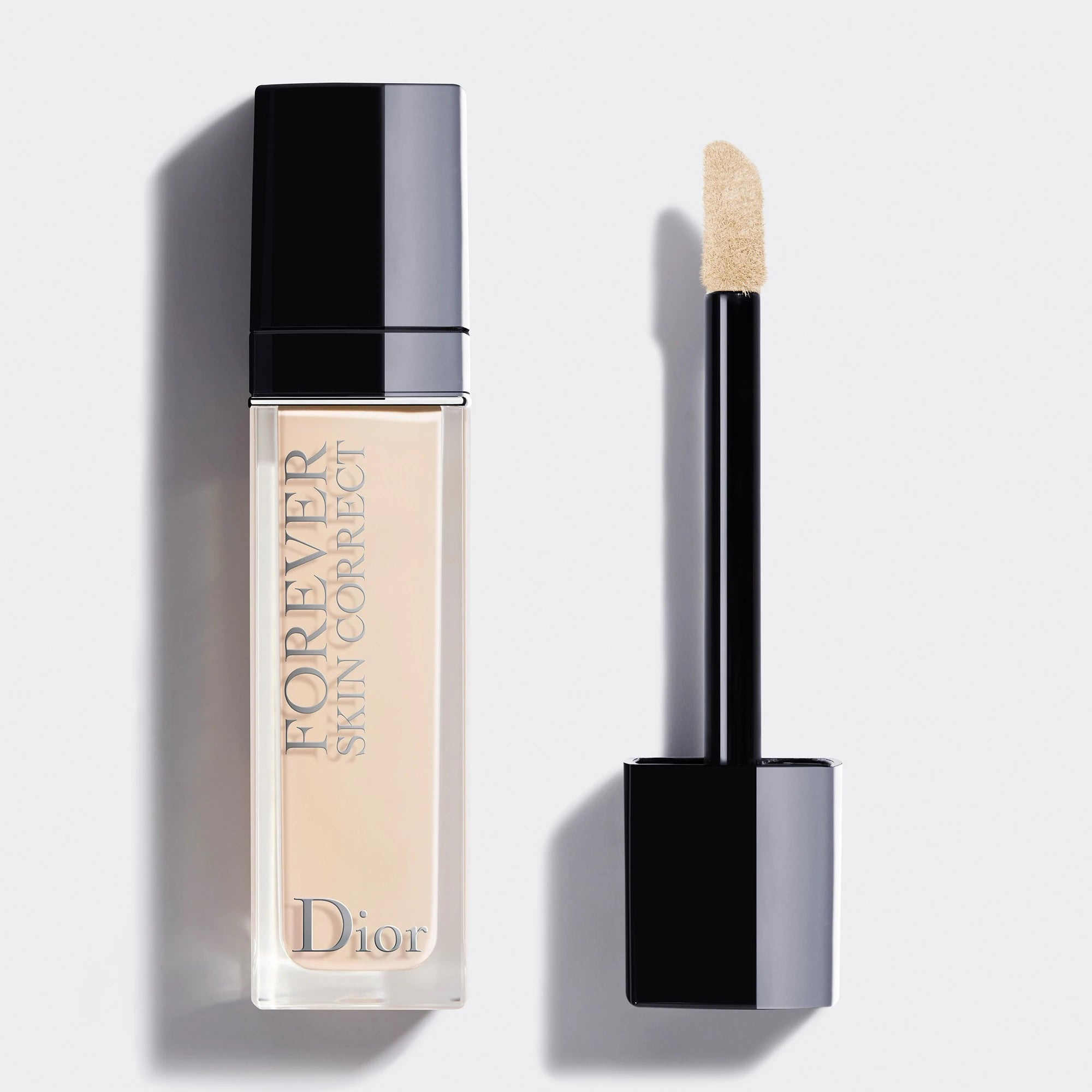 DIOR FOREVER SKIN CORRECT | 24h* wear - full coverage - moisturizing creamy concealer * Instrumental test on 20 subjects.