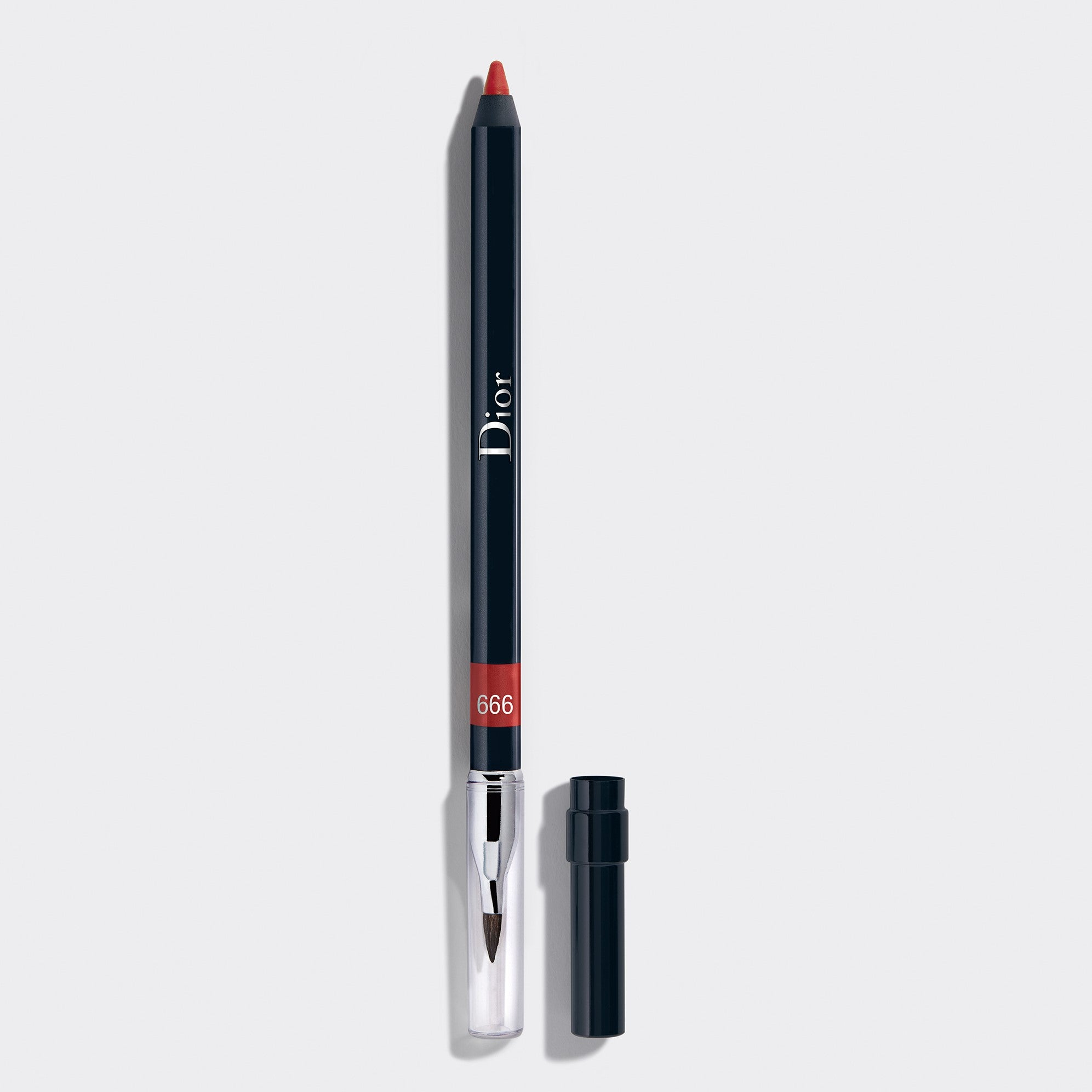 DIOR CONTOUR | Lip Liner Pencil - Intense Couture Color - Comfort & Long-Wear Makeup
