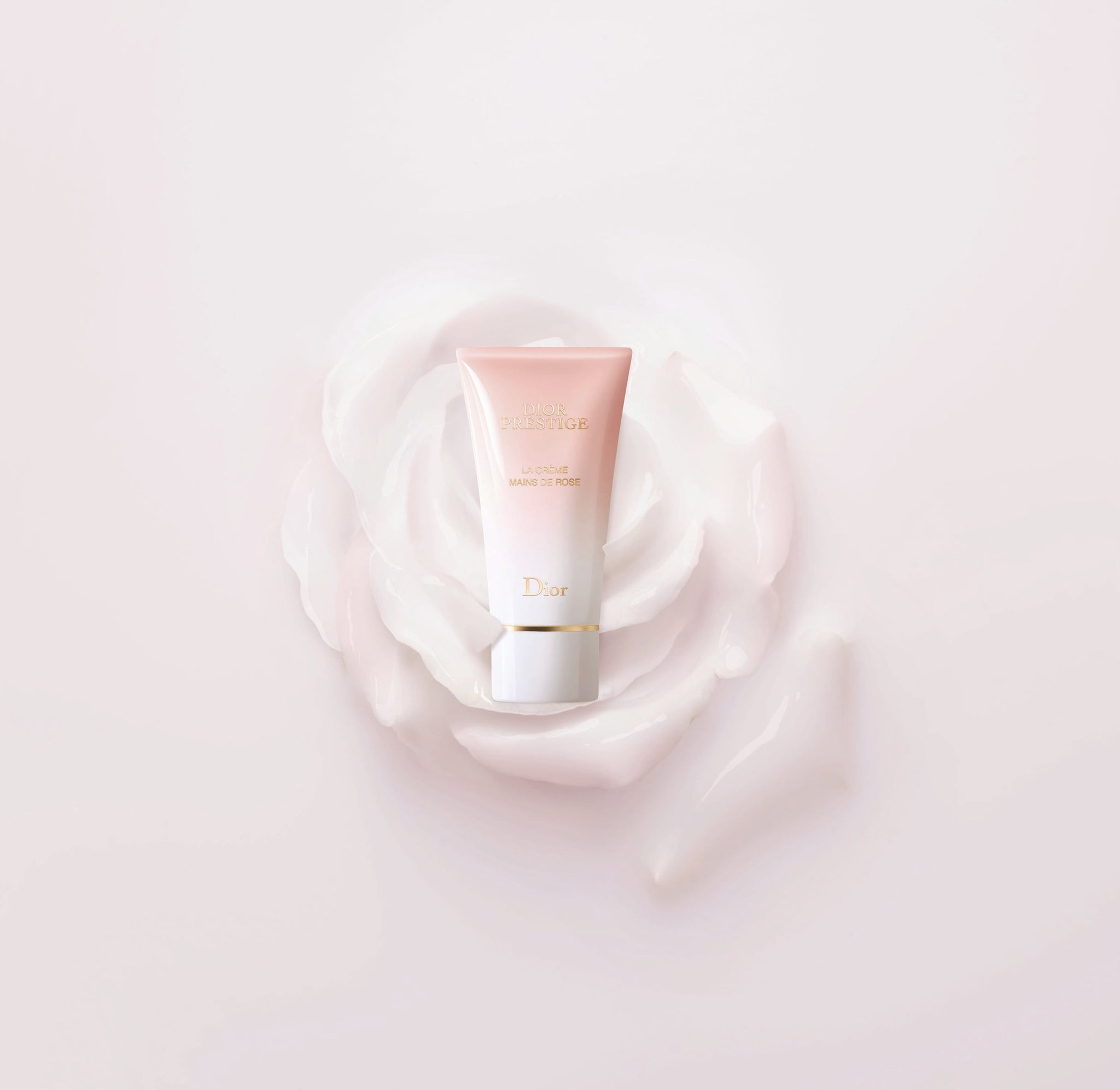 PRESTIGE LA CRÈME MAINS DE ROSE | Hand Creme - Exceptional Micro-Nutritive and Regenerating Care