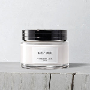 Maison Christian Dior Eden-Roc Body Cream | Delicately perfume your skin while leaving it moisturized