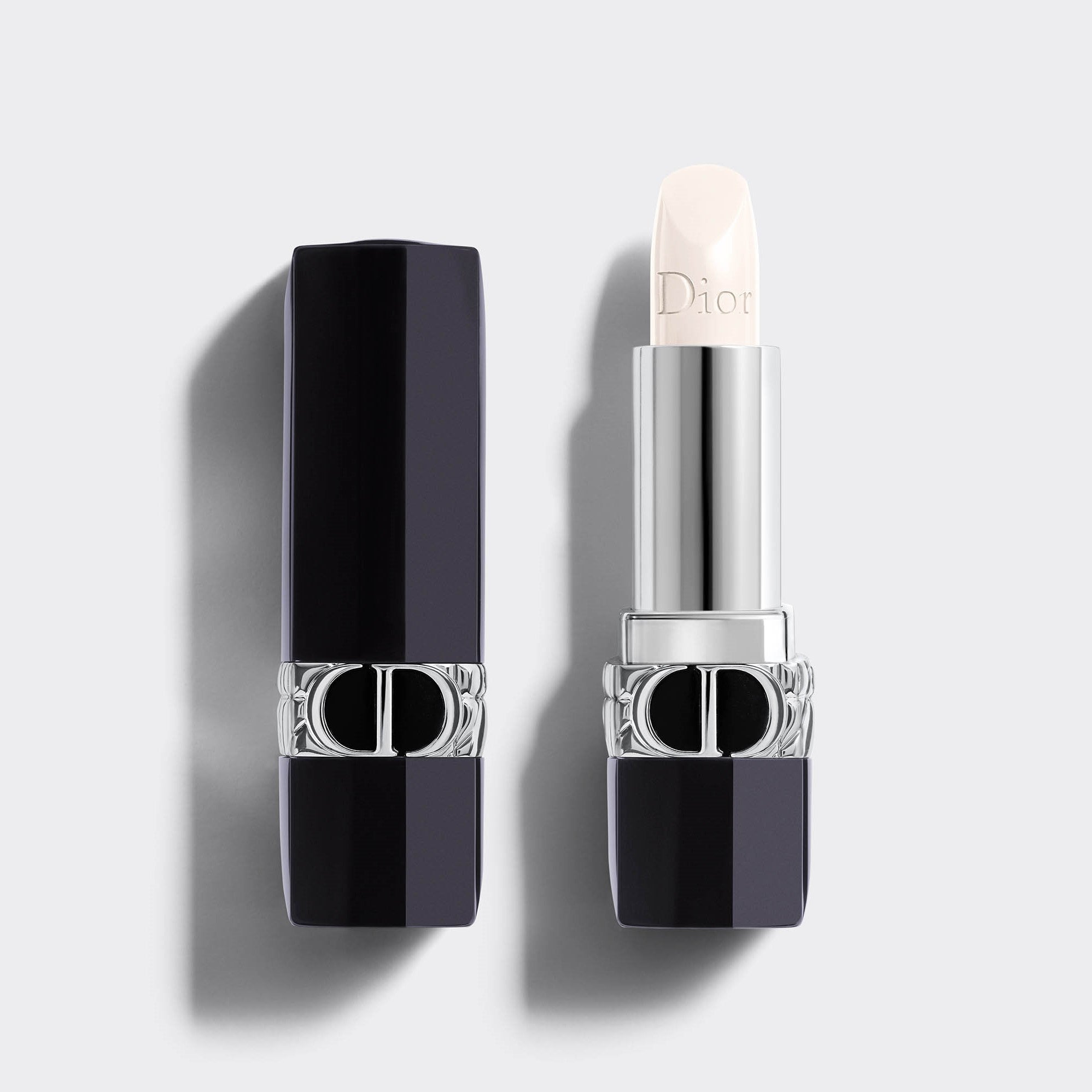 ROUGE DIOR SATIN BALM | Floral Care Lip Balm - Natural Couture Color - Refillable