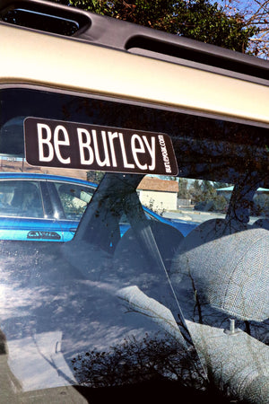 Be Burley Sticker
