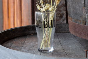 Burley Oak Pub Glass