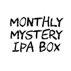 Monthly Mystery IPA Box