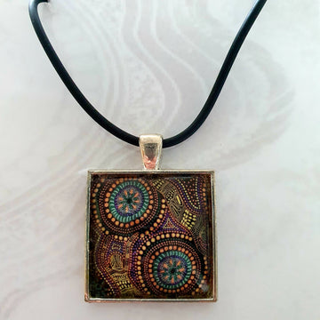 Handmade necklace by Kayelene Terry-Slater