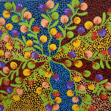 Bush Berries by Susie Pope