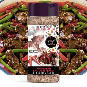 Igotchu Himalayan Salt & Pepper seasoning