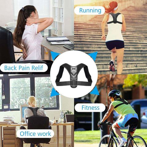 Benefits of using our posture corrector
