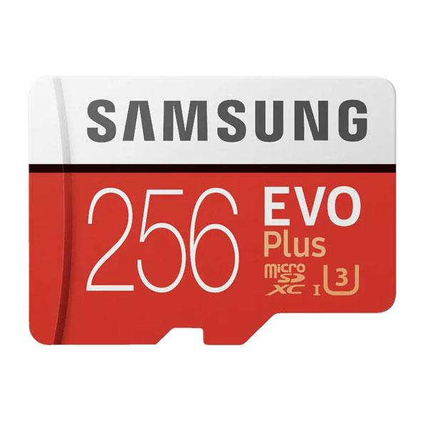 Samsung Micro SD Evo Plus 256GB