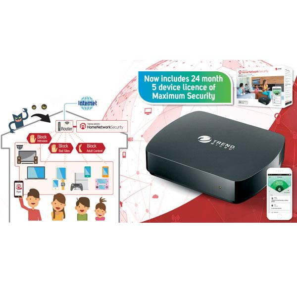 Trend Micro Home Network Security Station
