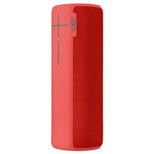 UE Boom 2 Portable Speaker - Cherry Bomb (red)