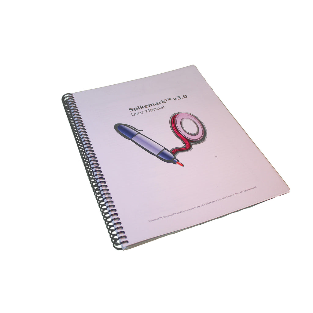 Spikemark Manual
