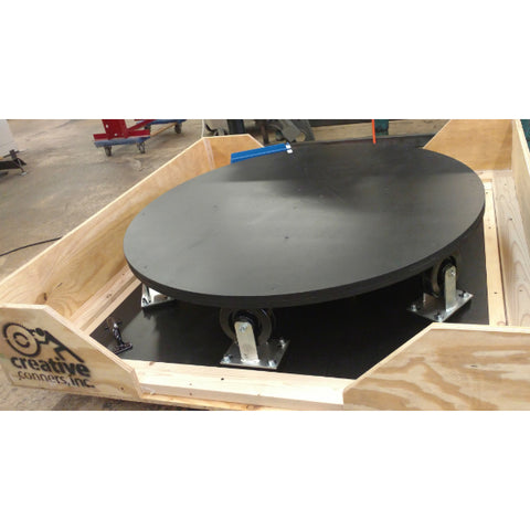 4ft Turntable