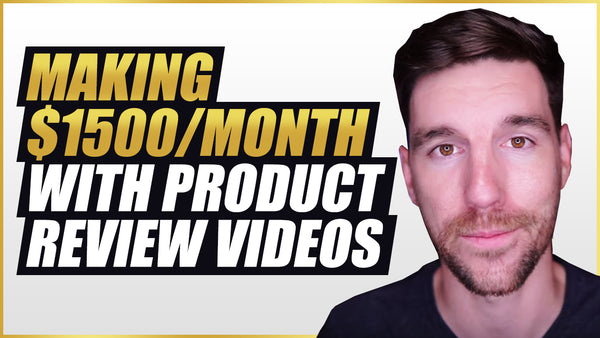 How To Make $1500/Month With Product Review Videos - Kyle Taggart Part 2/2