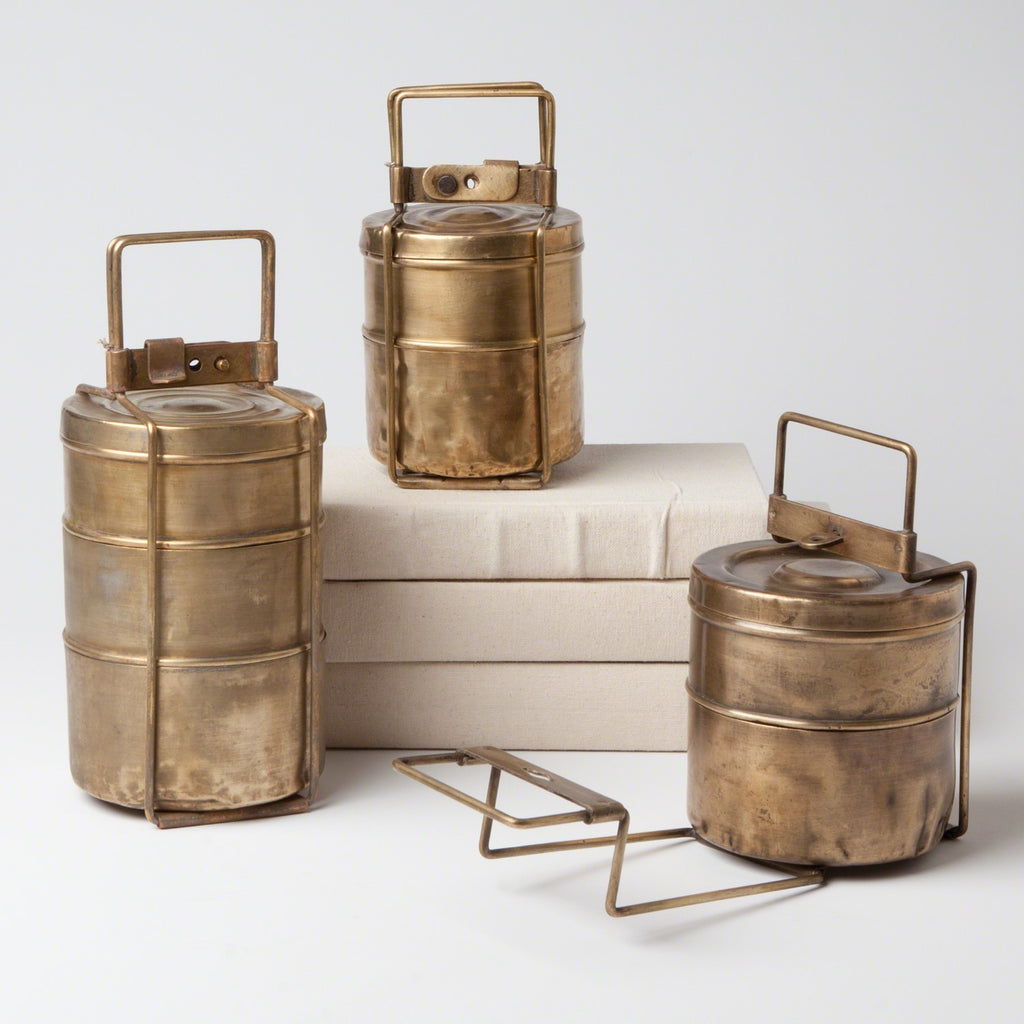 Vintage Tiffin Boxes