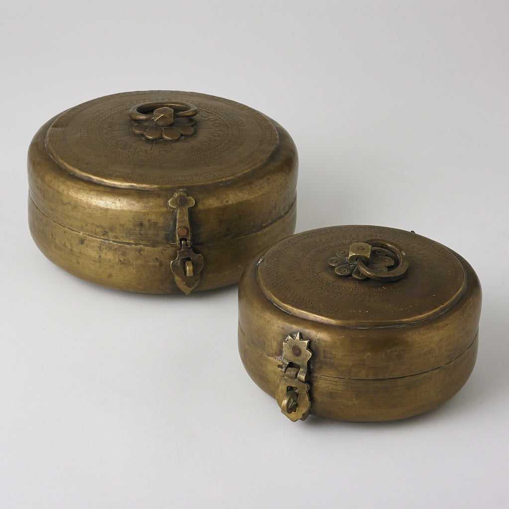 Vintage Brass Chipati
