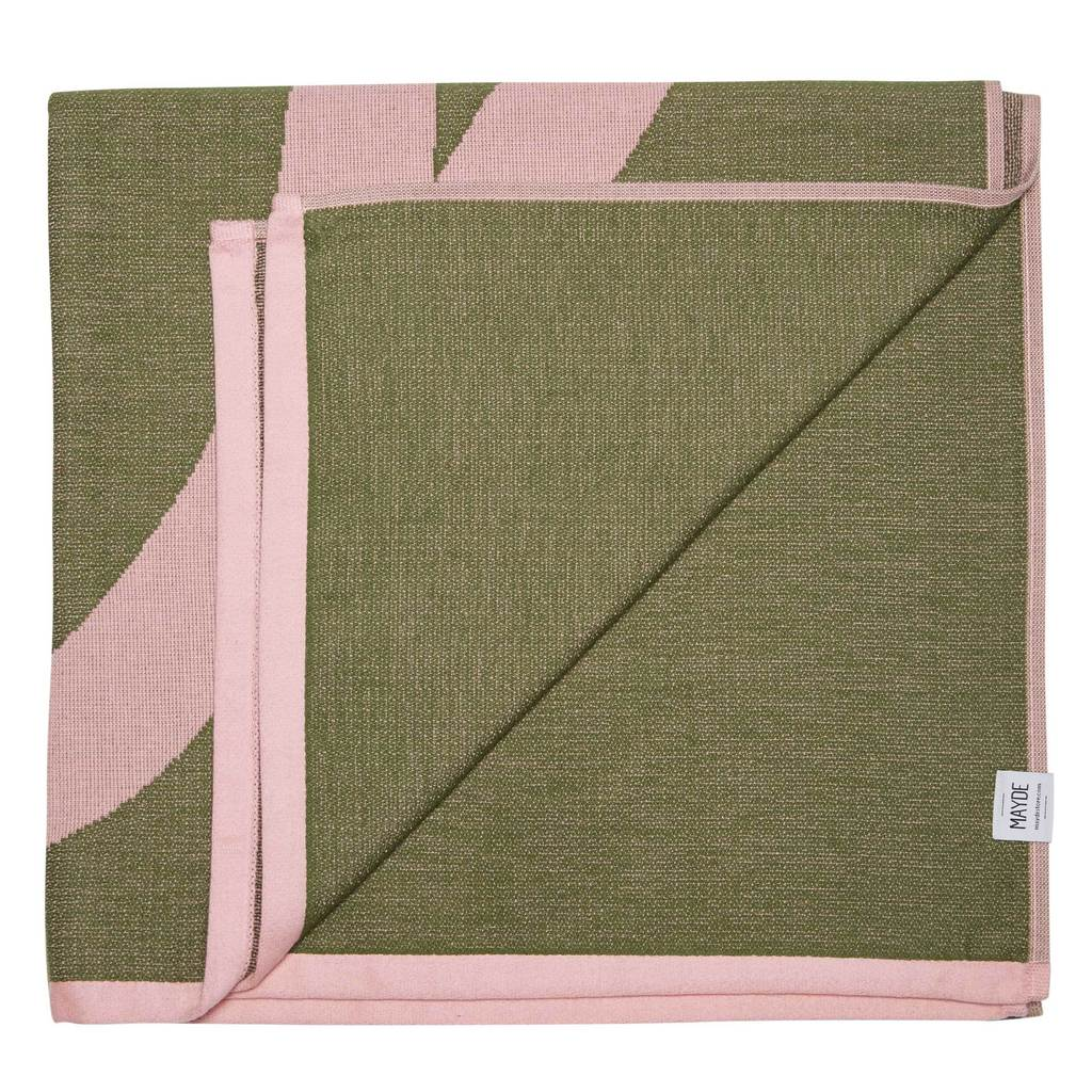 Bilgola Towel in Olive