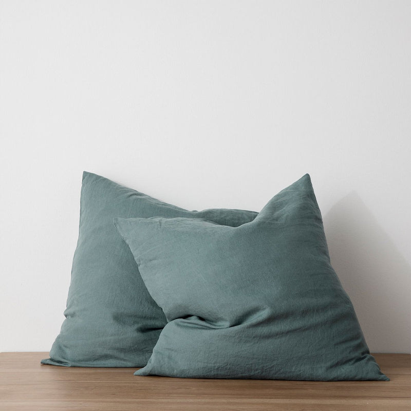 bluestone euro pillows