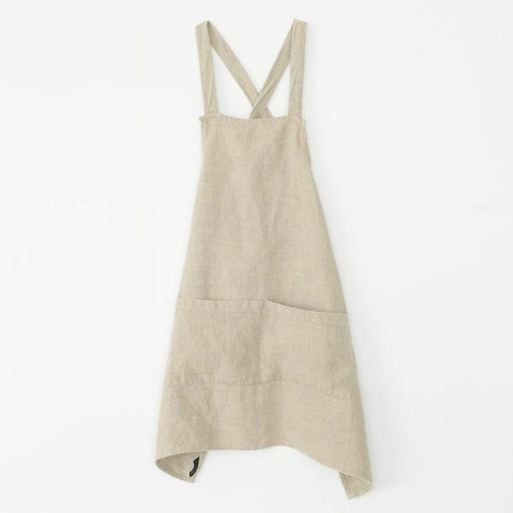 linen apron in jude