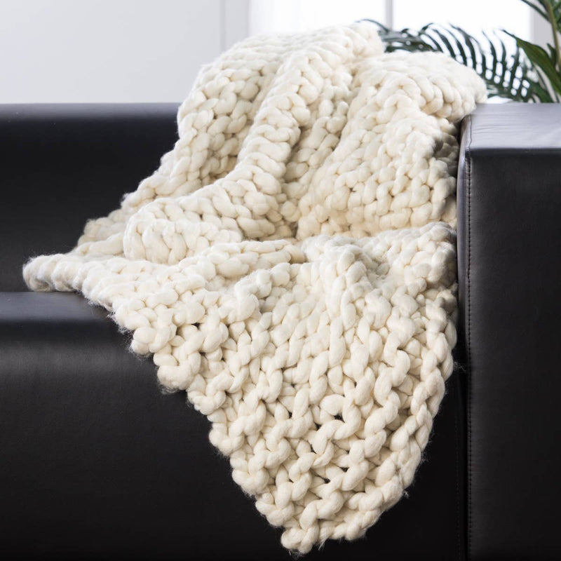 Sublime Blanket in Cream
