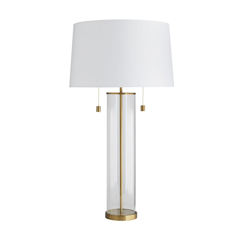 Savannah Lamp (Brass)