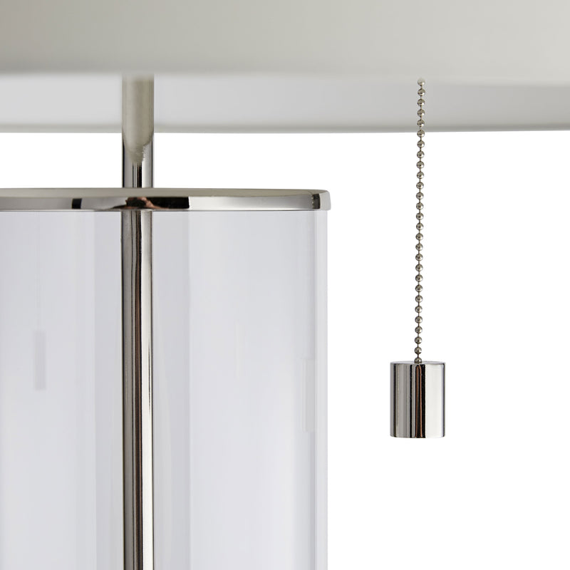 Savannah Lamp (Silver)