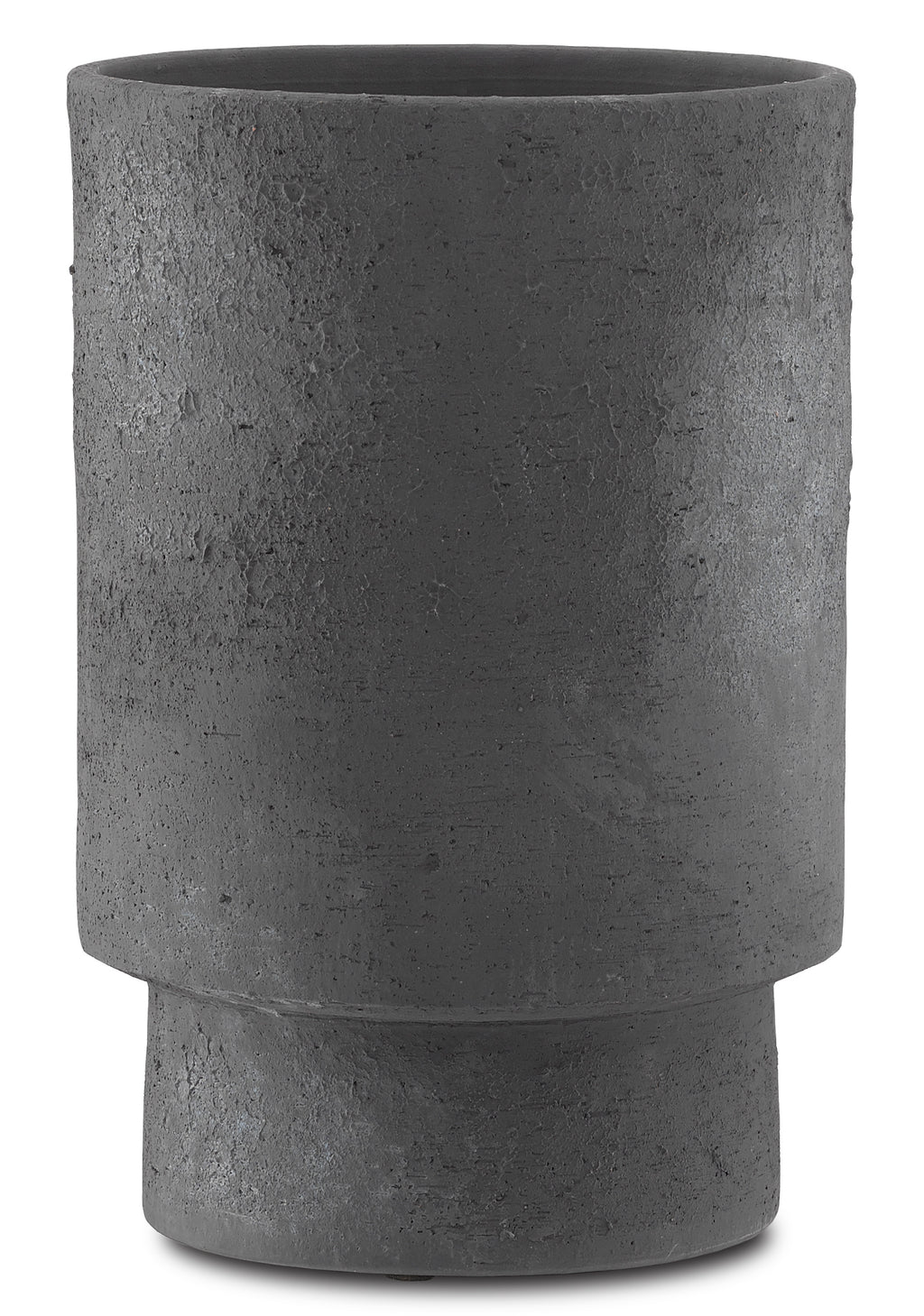 Tambora Black Vase (Large)