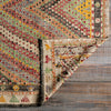 One of Kind Vintage Rug  ~ The Canyon