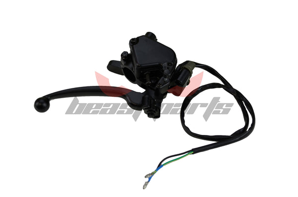 ATV Throttle Assembly