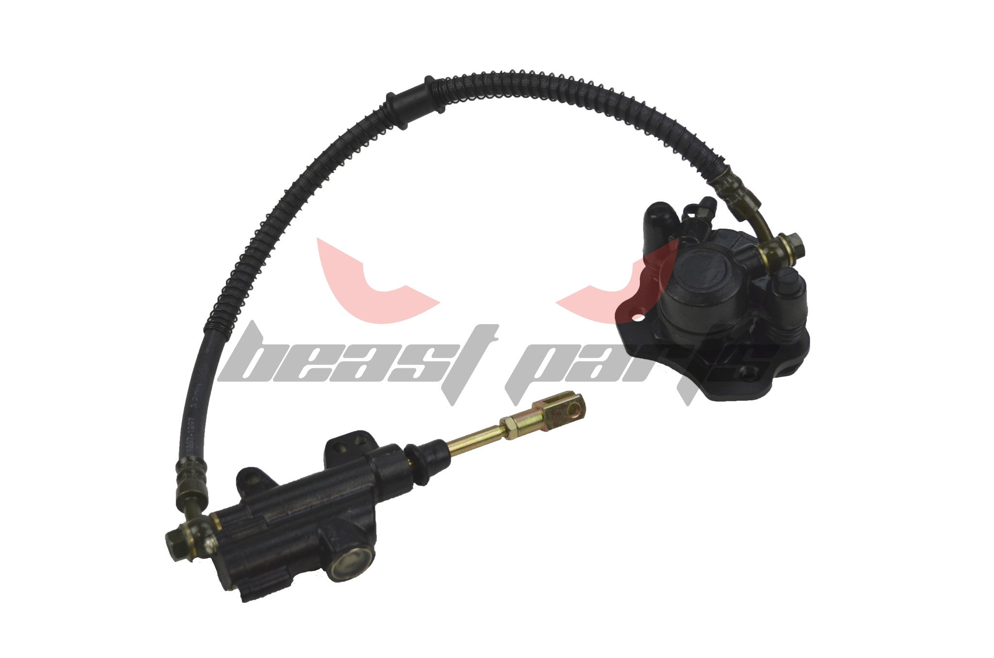 ATA125D Rear Brake - FOR NEW STYLE 125 D