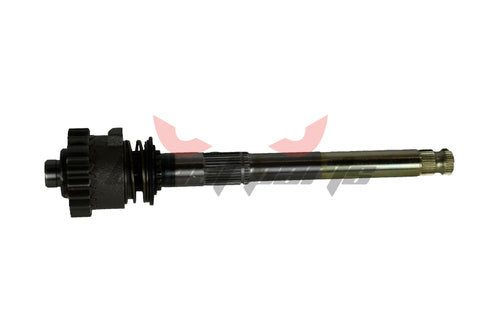 90cc-125cc Kickstart Shaft