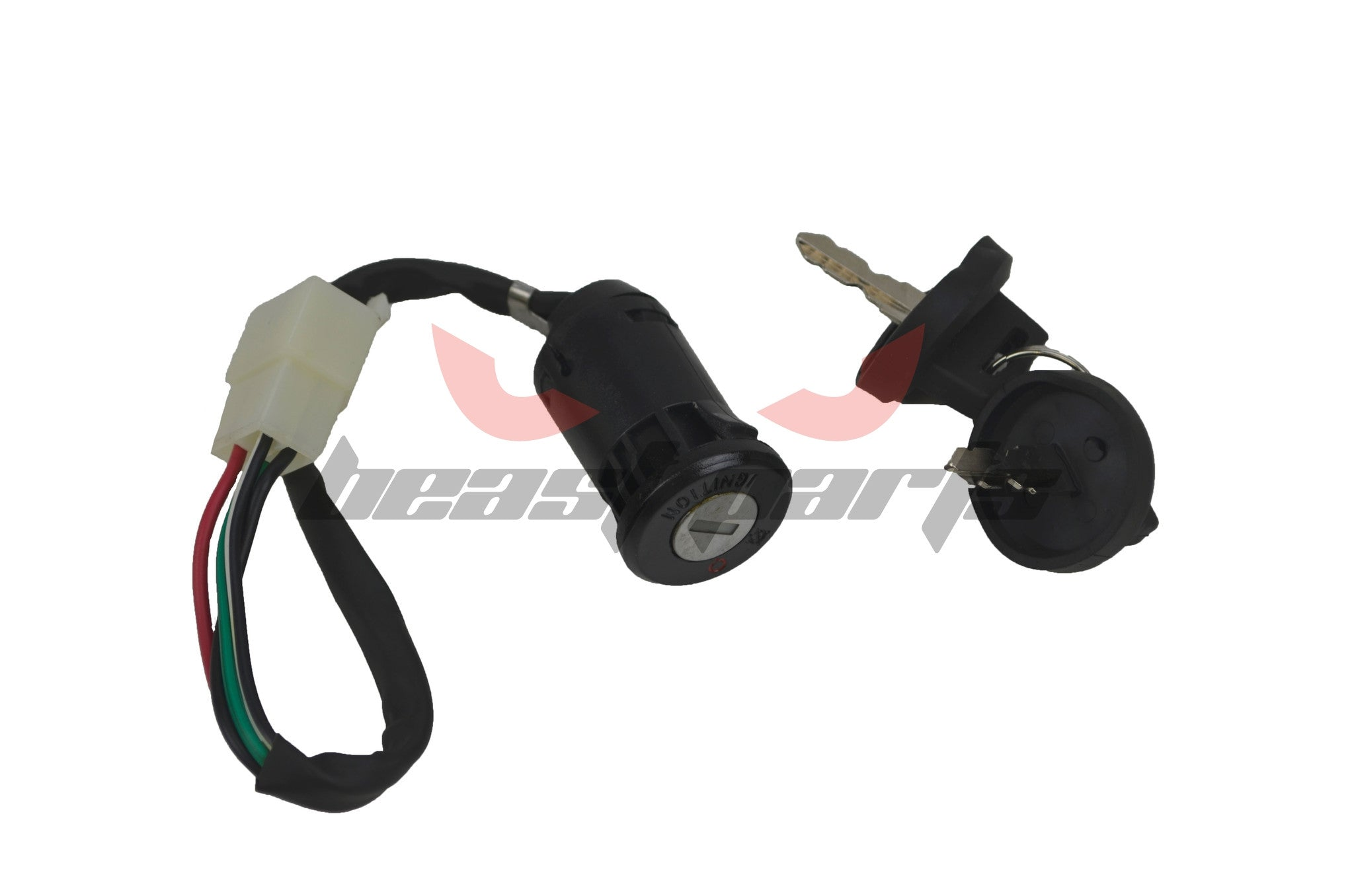 150cc-300cc Key Ignition