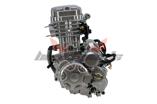 200cc Water Cooled Engine