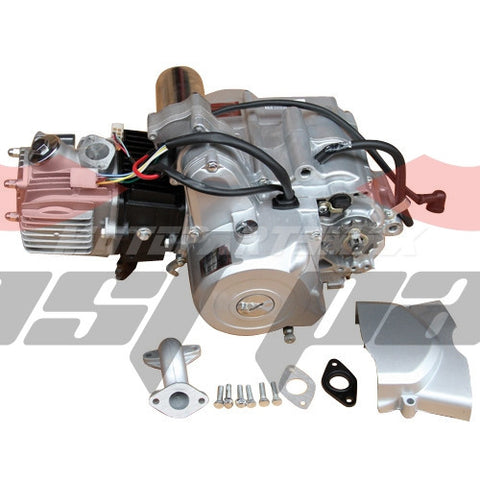 110cc 4-stroke Engine Auto