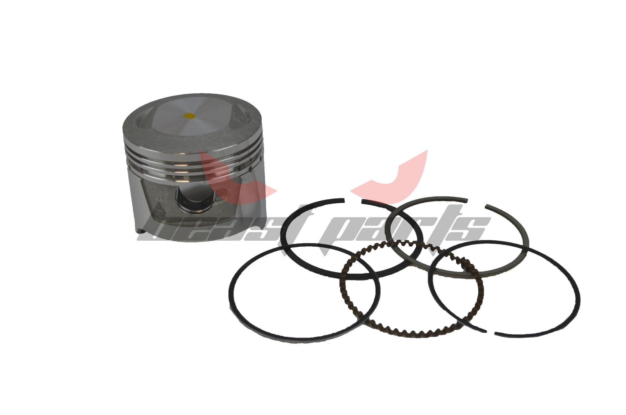 49cc Piston and Ring Set