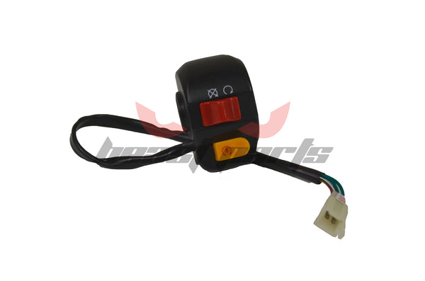 Scooter Right Multifunction Switch