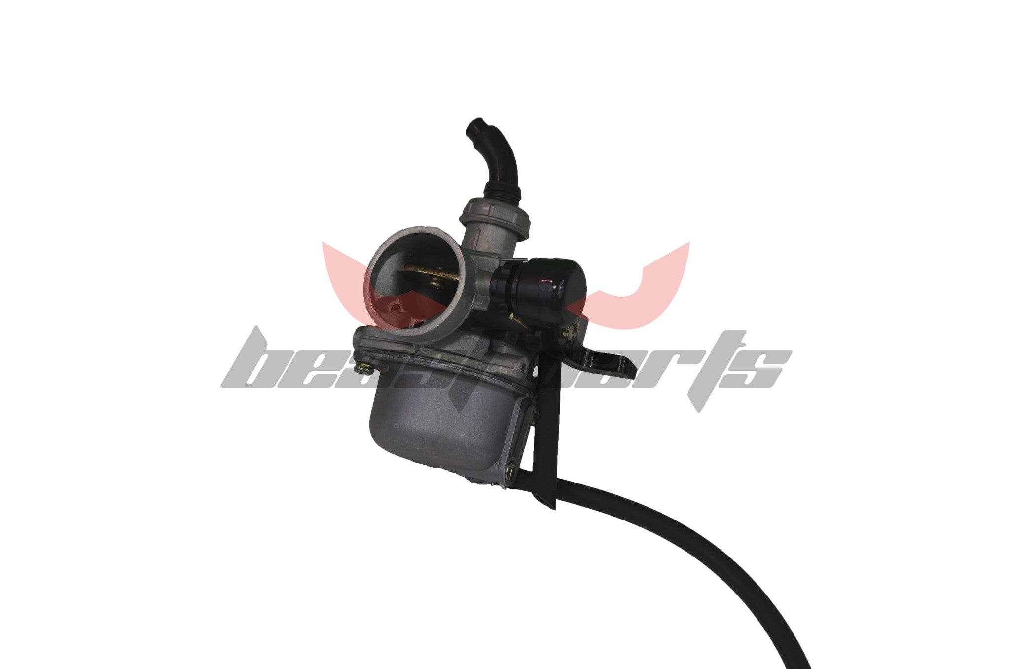 90cc - 125cc Carburetor Black Lever