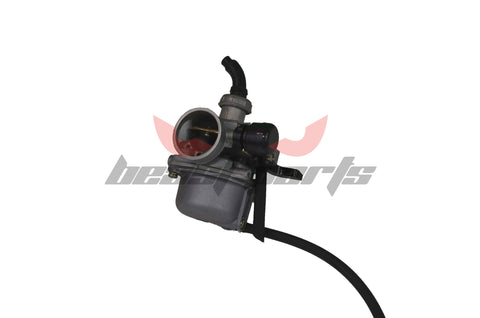 125cc Carburetor BLACK Lever