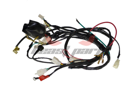 wire harness beast parts ata250b c wire harness 24