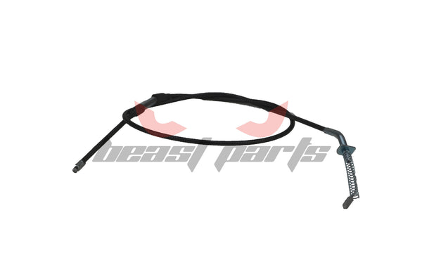 ATV Front Brake Cable (with adjuster)