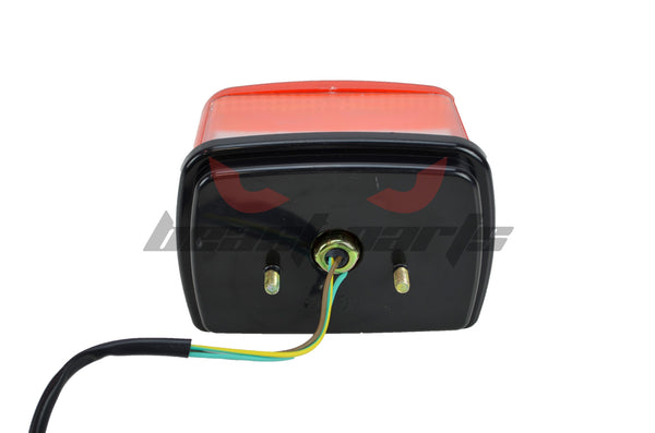 Square Style Tail Light
